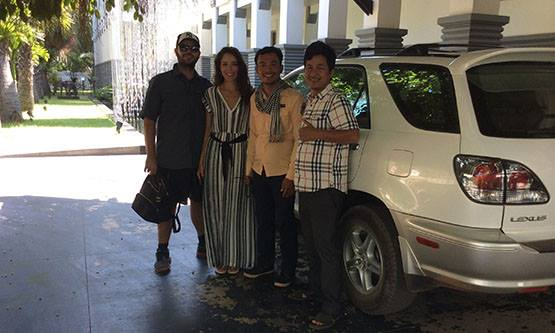 Siem Reap Tour Guide