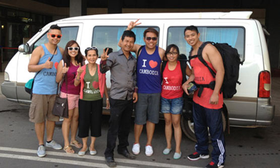 Siem Reap 1Day Minivan